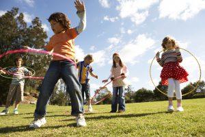 children active summer